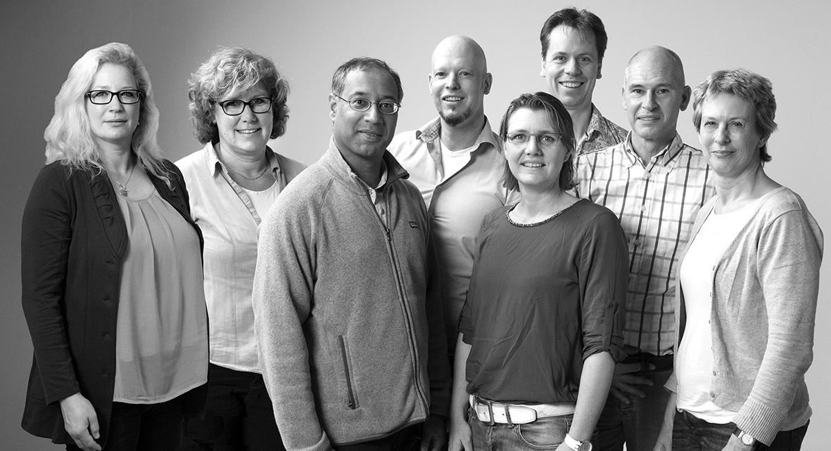 Team Meer en Bosch Fysiotherapie